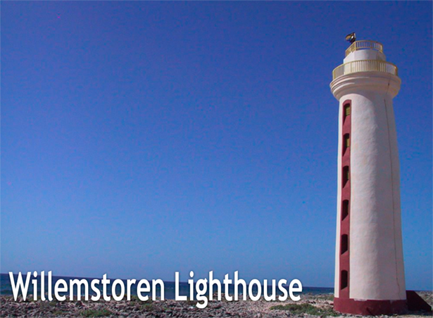 Willemstoren Lighthouse Bonaire